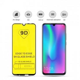 Folie de sticla Huawei P SMART 2019, 9D FULL GLUE Negru