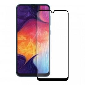 Folie de sticla Samsung Galaxy A50, 3D FULL GLUE Negru
