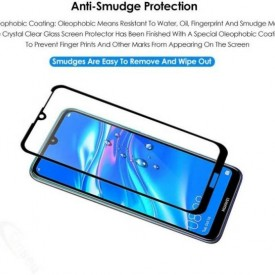 Folie de sticla Samsung Galaxy J7 2019, 9D FULL GLUE Negru
