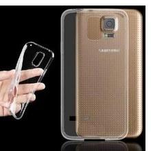 Husa Elegance Luxury slim pentru Samsung Galaxy S5 TPU 0.3mm Transparenta