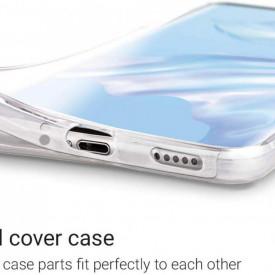 Husa Huawei P30, FullBody Elegance Luxury ultra slim,Silicon TPU , acoperire completa 360 grade