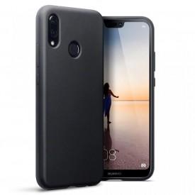 Husa pentru Huawei P20 Lite, MyStyle Perfect Fit , Silicon TPU Negru