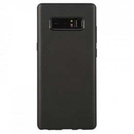 Husa Samsung Galaxy Note 8, slim antisoc Negru