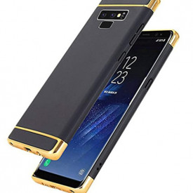 Husa Samsung Galaxy Note 9 , Elegance Luxury 3in1 Negru