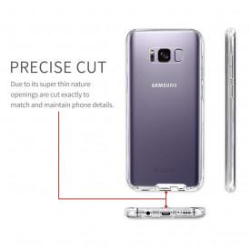 Husa Samsung Galaxy S8, FullBody ultra slim TPU , acoperire completa 360 grade