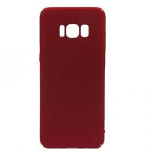 Husa Samsung Galaxy S8, Jail Case de culoare rosie