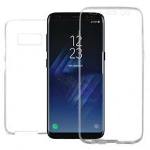 Husa Samsung Galaxy S8 Plus, FullBody Elegance Luxury ultra slim silicon TPU , acoperire completa 360 grade