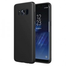 Husa Samsung Galaxy S8, slim antisoc Black