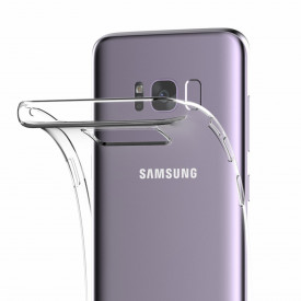 Husa Samsung Galaxy S8, TPU slim transparent