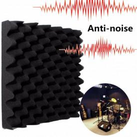 Burete acustic & izolator fonic pentru Studio / Home Cinema Autoadeziv 100x100x5 cm
