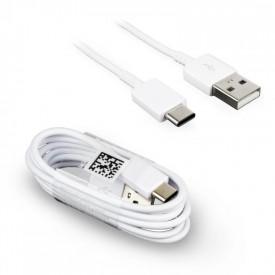 Cablu de date/ incarcare SAMSUNG ORIGINAL Type C Alb