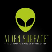 FOLIE ALIEN SURFACE HD, iPhone XS, SPATE,LATERALE + ALIEN FIBER CADOU