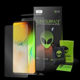 Folie Alien Surface HD, Samsung GALAXY S10 Plus fata, spate, laterale + Alien Fiber Cadou