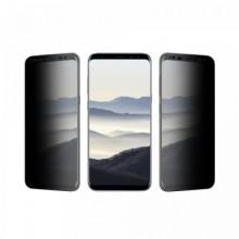 Folie de sticla 5D Samsung Galaxy S9 Plus, Privacy Glass, folie securizata duritate 9H