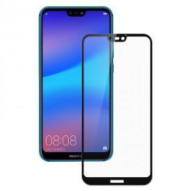 Folie de sticla Huawei P20 Lite, 10D FULL GLUE Negru