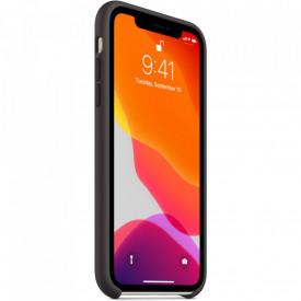 Husa Apple iPhone 11 MyStyle , Silicon antisoc, Negru