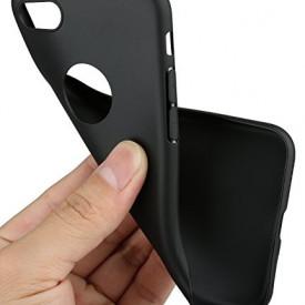 Husa Apple iPhone 7, slim antisoc Black