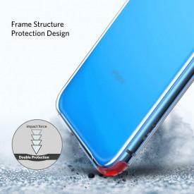 Husa Apple iPhone XR, Silicon TPU 2.0mm slim Transparenta