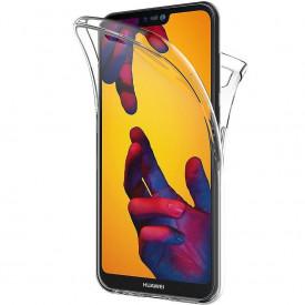 Husa Huawei P20 Lite, FullBody Elegance Luxury ultra slim,Silicon TPU , acoperire completa 360 grade