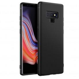 Husa pentru Samsung Galaxy Note 9 , MyStyle Perfect Fit , Silicon TPU Negru
