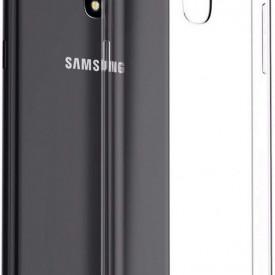 Husa Samsung Galaxy J3 2017, TPU slim transparent