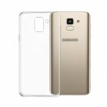 Husa Samsung Galaxy J6 Plus, Silicon TPU Transparent