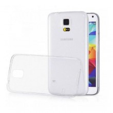 Husa Samsung Galaxy S5, Elegance Luxury TPU slim transparent