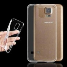 Husa Samsung Galaxy S5, TPU slim transparent