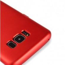 Husa Samsung Galaxy S8, Elegance Luxury slim antisoc Rosu