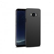 Husa Samsung Galaxy S8, Elegance Luxury X-LEVEL Metalic Black