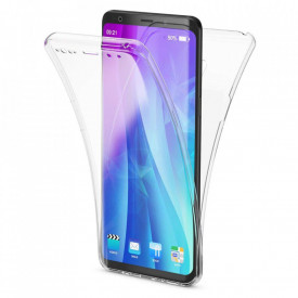 Husa Samsung Galaxy S9, FullBody Elegance Luxury 360º ultra slim TPU, acoperire fata spate