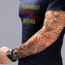 Maneca tatuata 3D Print - Imita un tatuaj real 100% - Body art tattoo maneca V4 2019