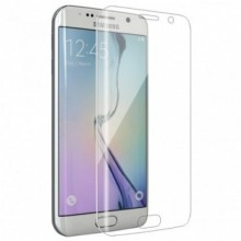 Pachet 3 folii de sticla Samsung Galaxy S7 Edge,Elegance Luxury, Transparenta