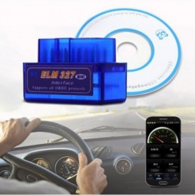 Tester / Diagnoza auto prin bluetooth Multimarca Mini OBD 2 VS. 2019