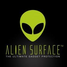 Folie Alien Surface HD, Samsung GALAXY NOTE 9, spate, laterale + Alien Fiber Cadou