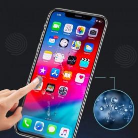 Folie de sticla Apple iPhone 11 PRO, 5D FULL GLUE Negru