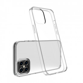 Husa Apple iPhone 12 PRO MAX, TPU slim transparent