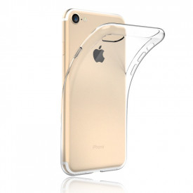 Husa Apple iPhone 6/6S, TPU slim transparent