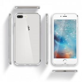 Husa Apple iPhone 8, FullBody ultra slim silicon TPU , acoperire completa 360 grade