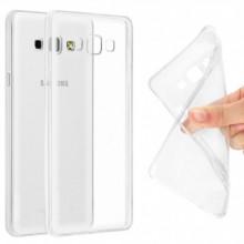Husa Samsung Galaxy A3 2016, Elegance Luxury TPU slim transparent