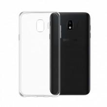 Husa Samsung Galaxy J4, MyStyle Silicon TPU Transparent