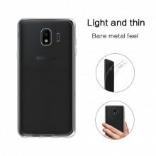 Husa Samsung Galaxy J4 Plus, Silicon TPU Transparent