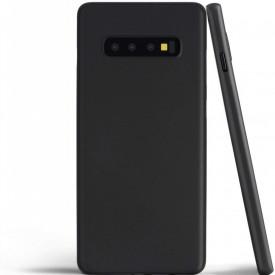 Husa Samsung Galaxy S10 Plus, slim antisoc Negru