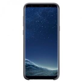 Husa Samsung Galaxy S8, Silicon antisoc, Negru