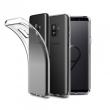 Husa Samsung Galaxy S9, Elegance Luxury TPU slim transparent