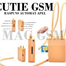 CUTIE GSM  cu Microvibratii magneti pe timpan