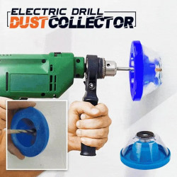 Dispozitiv profesional pentru colectare praf masina de gaurit/bormasina, 4-10mm