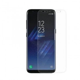 Folie de protectie Samsung Galaxy S8 Plus, Silicon TPU Transparent