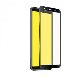 Folie de sticla Samsung Galaxy A9 2018, 9D FULL GLUE Negru