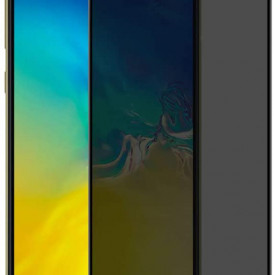Folie de sticla Samsung Galaxy S10e, Privacy Glass, folie securizata duritate 9H
